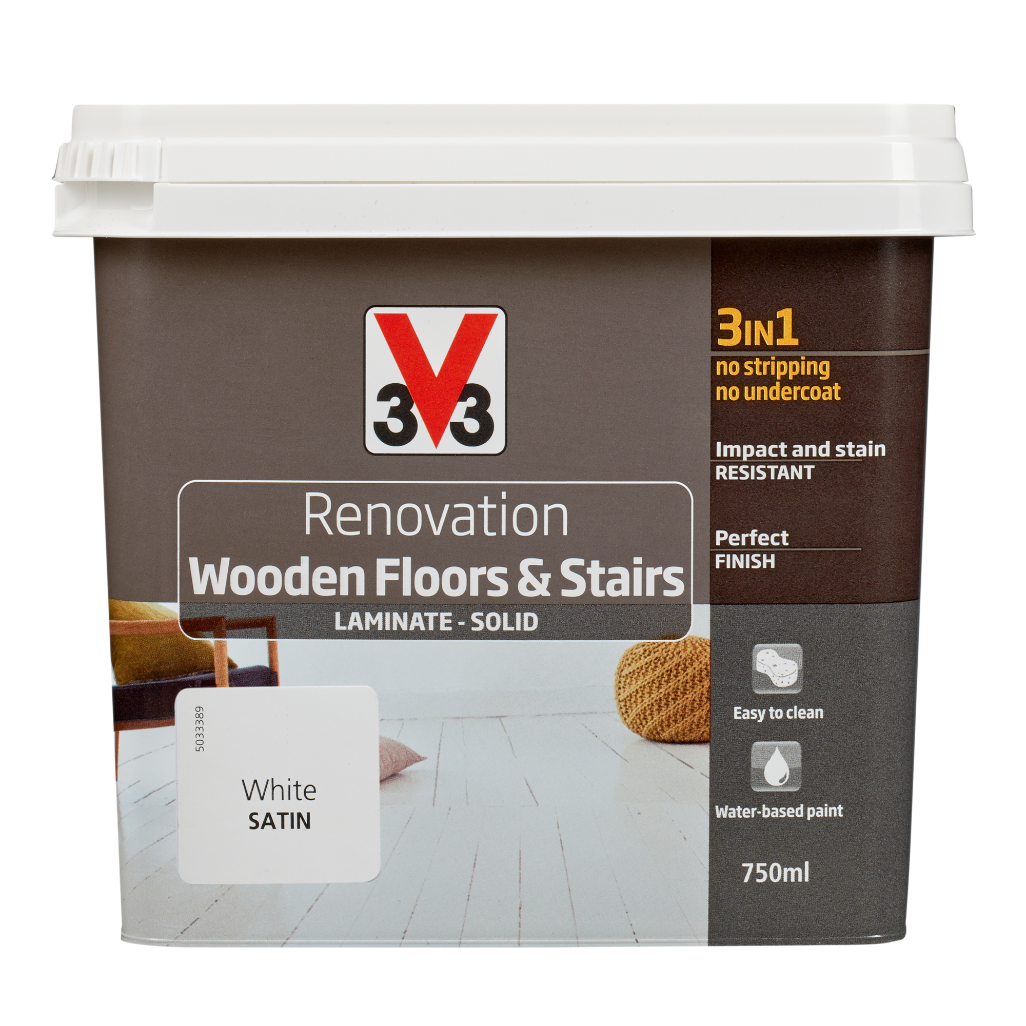 v33 renovation wooden floors stairs