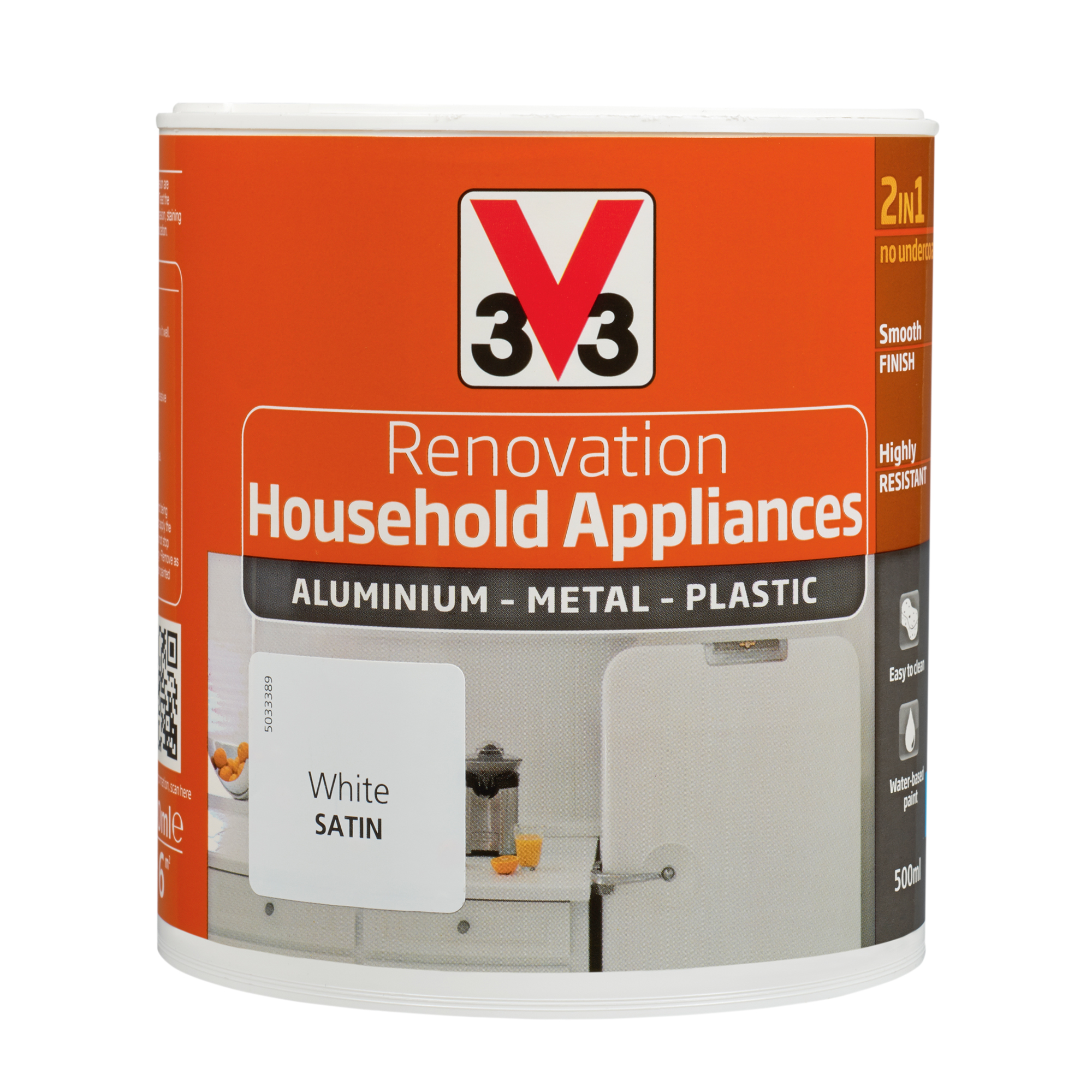 v33 renovation household appliances