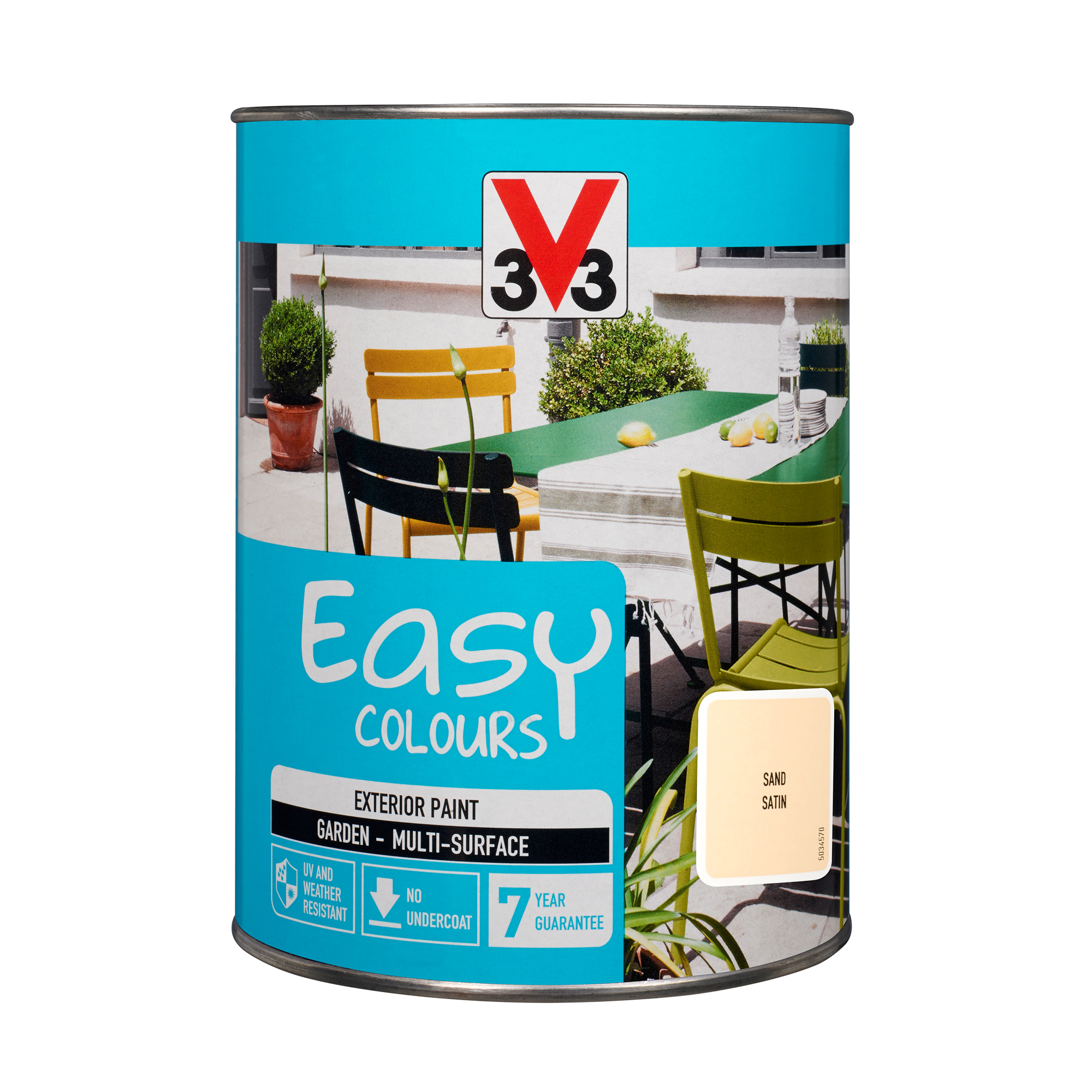 Garden Furniture Colours easy colours - v33 renovating & painting | v33 renovating & painting