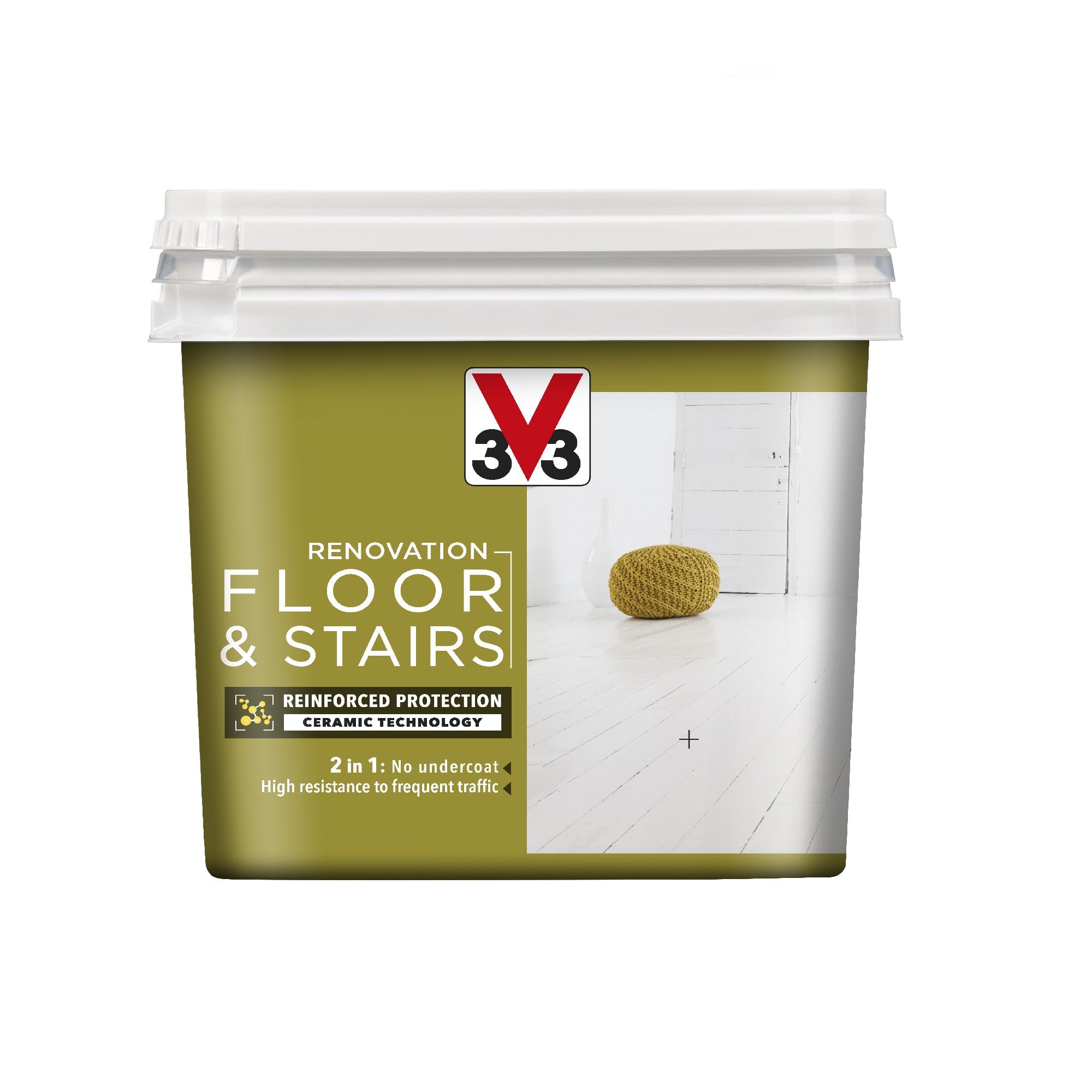 Floor & Stairs